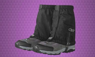 The best hiking gaiters