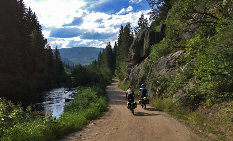Bikepacking the Great Divide