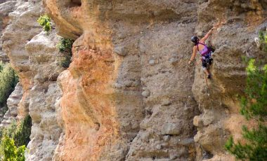 Spanish Climbing in Catalunya