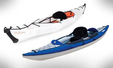 Folding vs inflatable kayak