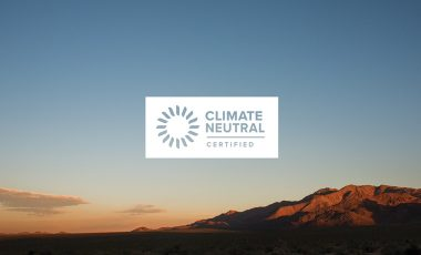 Climate Neutral Header
