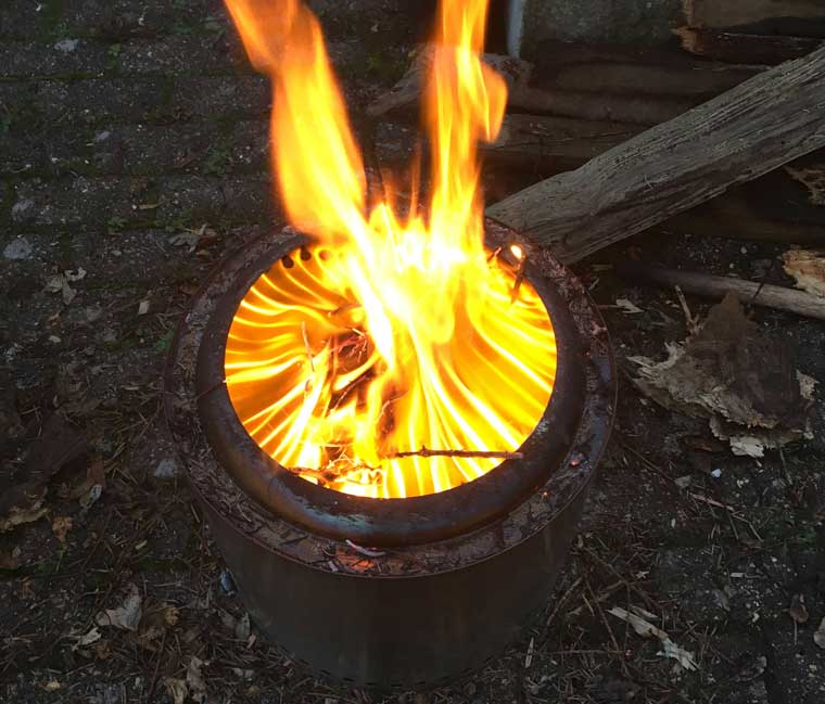 Solo Stove Ranger Fire Pit With Stand - Walmart.com ... - Solo Stove Ranger Review